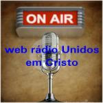 Logo da emissora Web Rádio Unidos em Cristo BA
