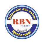 Logo da emissora Rádio RBN FM