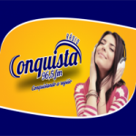 Logo da emissora Rádio Conquista