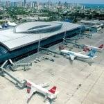 Logo da emissora Aeroporto Internacional de Fortaleza SBFZ