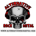 Logo da emissora Alternative Rock Metal