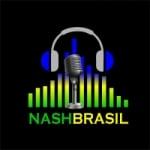 Logo da emissora Rádio Nashbrazil
