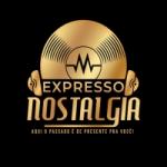 Logo da emissora Web Rádio Expresso Nostalgia