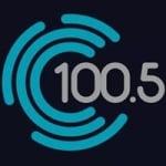 Logo da emissora Rádio Candidés 100.5 FM