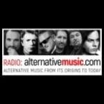 Logo da emissora Radio Alternative Music