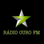 Logo da emissora Rádio Ouro FM