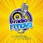 Logo da emissora Rádio Renovo Web