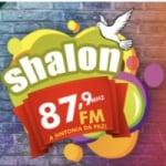 Logo da emissora Rádio Shalon FM
