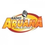Logo da emissora Rádio Aruanã 560 AM