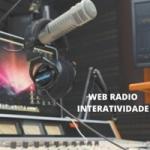 Logo da emissora Web Rádio Interatividade