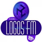 Logo da emissora Rádio Logos 87.9 FM