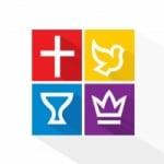 Logo da emissora Rádio Quadrangular Feira de Santana
