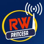 Logo da emissora Rw Princesa