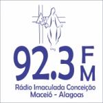 Logo da emissora Rádio Imaculada Conceição 92.3 FM