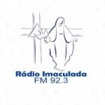 Logo da emissora Rádio Imaculada 92.3 FM