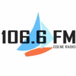 Logo da emissora Colne Radio 106.6 FM