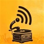 Logo da emissora Vitrola Rock Rádio
