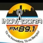 Logo da emissora Rádio Inovadora 89.1 FM