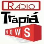 Logo da emissora Rádio Trapiá News