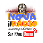 Logo da emissora Nova Web Rádio Gospel