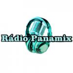 Logo da emissora Rádio Panamix