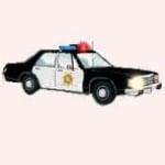 Logo da emissora Miami Polícia Scanner