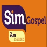 Logo da emissora Rádio SIM 1590 AM