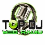 Logo da emissora Top Dj Web Rádio