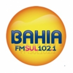 Logo da emissora Rádio FM Sul Bahia 102.1 FM