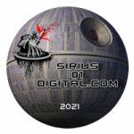 Logo da emissora Web Rádio Sirius 01
