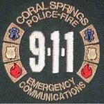 Logo da emissora Radio Scanner Broward County Polícia-Bombeiro Scanner