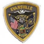 Logo da emissora Radio Scanner Evansville Polícia-Bombeiro Scanner