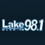 Logo da emissora WLKN 98.1 FM