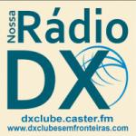 Logo da emissora Nossa Rádio DX