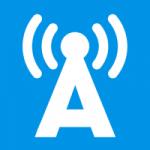 Logo da emissora Web Rádio Azul