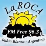 Logo da emissora Radio Free 96.3 FM