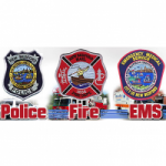 Logo da emissora Radio Scanner New Bedford Police, Fire and EMS