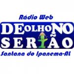 Logo da emissora Rádio Portal De Olho no Sertão