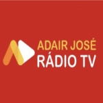 Logo da emissora Adair José Radio TV