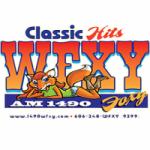 Logo da emissora Radio WFXY Foxy 1490 AM