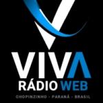 Logo da emissora Viva Rádio Web