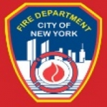 Logo da emissora Scanner New York FDNY Fire