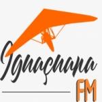 Logo da emissora Web Rádio Iguaçuana FM
