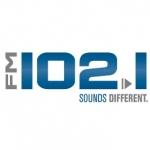 Logo da emissora WLUM 102.1 FM