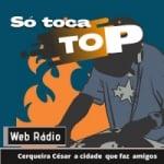 Logo da emissora Rádio Só Toca Top