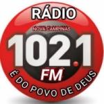 Logo da emissora Rádio Nova Campinas