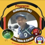 Logo da emissora Fabinho Web Rádio