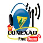 Logo da emissora Rádio Web Conexão Tavares