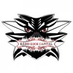 Logo da emissora Rádio Rock Capital