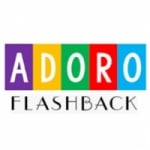 Logo da emissora Adoro Flashback